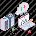 cloud computing, cloud data, cloud data upload, cloud download, cloud storage, cloud technology icon