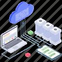 cloud computing, cloud connection, cloud data, cloud network, cloud technology icon
