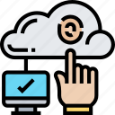 cloud, security, protection, data, storage