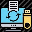 data, backup, storage, device, synchronize