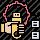 data, sharing, backup, copy, storage