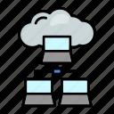 cloud, computing, network, sharing