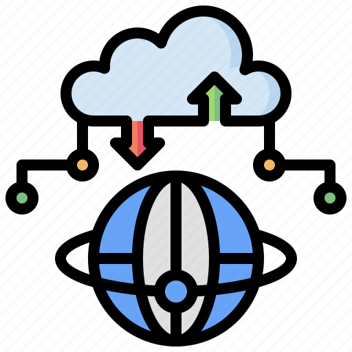 Earth, globe, interface, internet, multimedia, world, worldwide icon - Download on Iconfinder