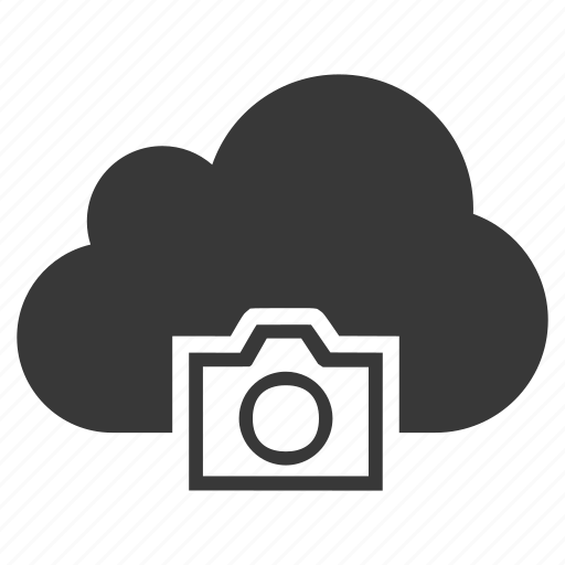 Camera, cloud, digital, dslr, photo, photography, video icon - Download on Iconfinder