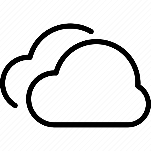 applications, backup, cloud, clouds, cloudy, connection, creative, grid, hybrid, internet, line, online, private, public, servers, service, shape, share, store, sync, weather icon