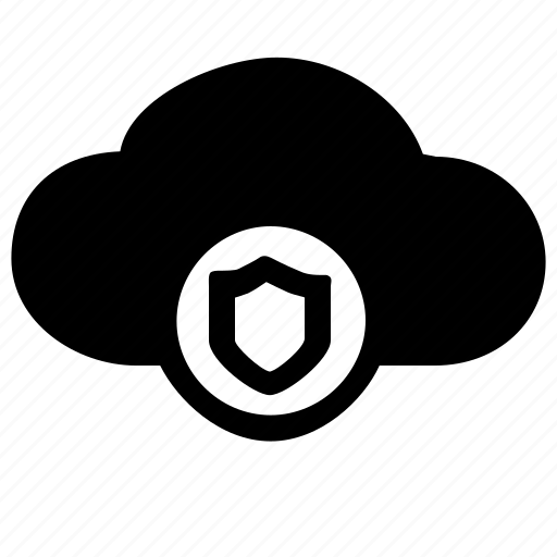 cloud, lock, protection, safe, secure, security icon