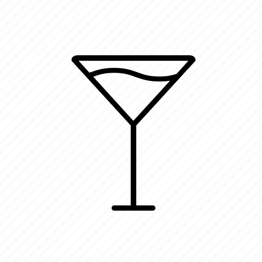 alcohol, cocktail, glass, martini, mocktail, spirit, whisky icon