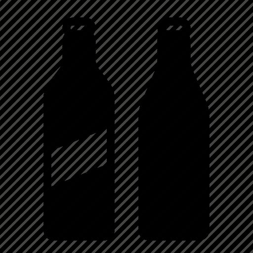 bar, bottles, club, drink, restaurant icon