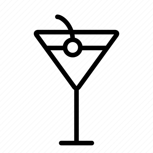 bar, club, drink, martini, restaurant icon