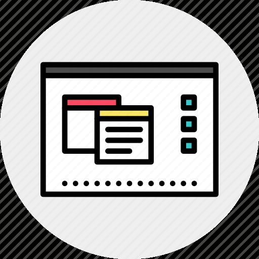 mac, operational, os, program, software, system, window icon