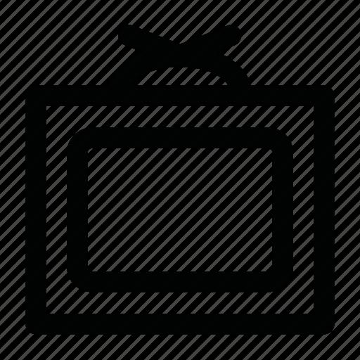 film, program, screen, television, tv icon