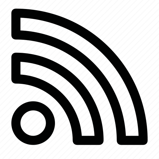 connection, internet, signal, wi-fi icon