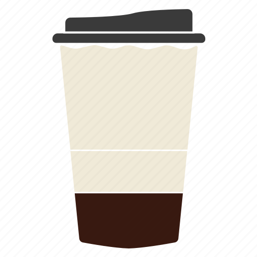 cappuccino, cheerfulness, coffee, coffee cup, coffee with milk, drink, food icon