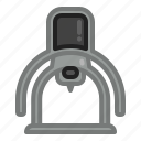 equipments, machine, presso, rok, shop, tools, coffee icon