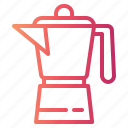 coffee, drink, hot, kitchenware, pot icon