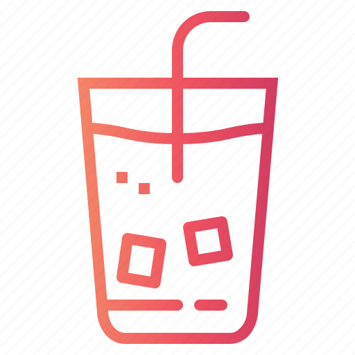 Coffee, cold, drink, ice, shop icon - Download on Iconfinder