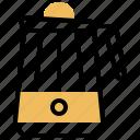 container, jug, moka, pitcher, pot icon