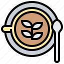 beverage, coffee, cup, drink, latte icon
