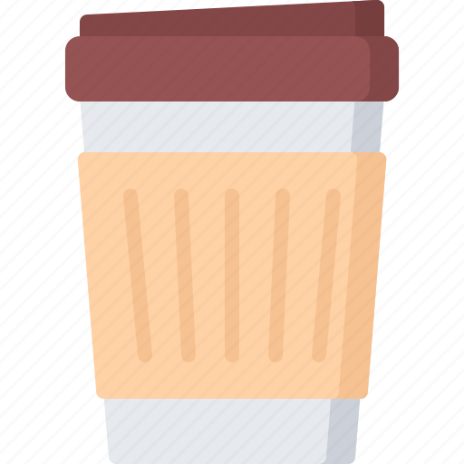 Bean, cafe, coffee, cup, drink, holder, paper icon - Download on Iconfinder