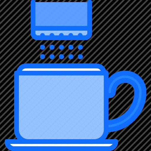 bean, cafe, cinnamon, coffee, cup, drink, foam icon