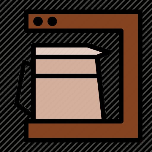 arabica, caffeine, cappuccino, coffee, coffee beans, espresso, machine icon