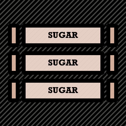 arabica, caffeine, cappuccino, coffee, coffee beans, espresso, sugar icon