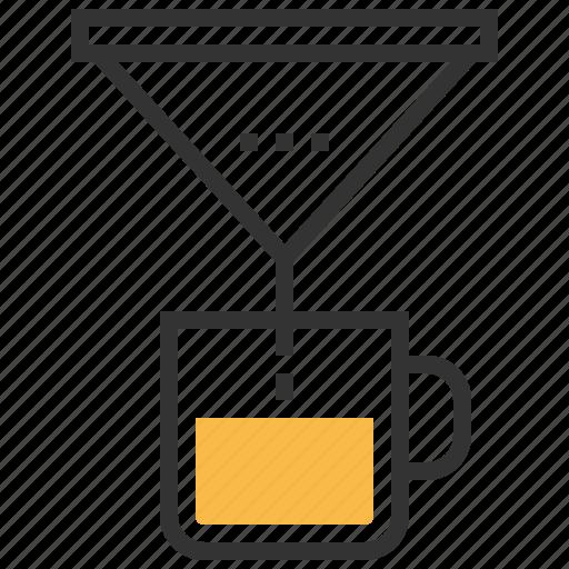 beverage, coffee, drink, drip, espresso icon