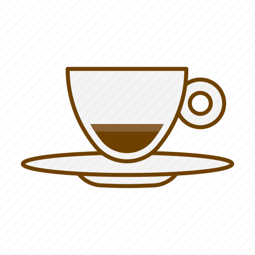 beverage, cafe, coffee, cup, drink, espresso, glass icon