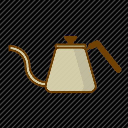 coffe pot, coffee, drink, hario buono, hygge, preparation, water icon