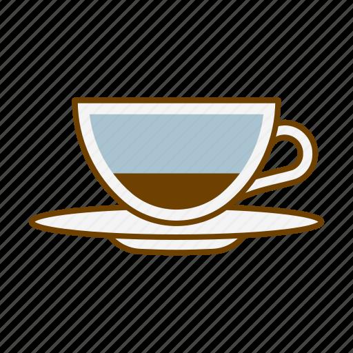americano, beverage, caffeine, coffee, cup, drink, espresso icon