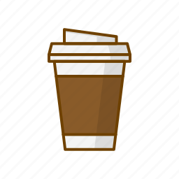 beverage, caffeine, coffee, coffee to go, cup, drink, espresso icon