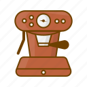 caffeine, coffee, coffee maker, drink, espresso, mashine, presso icon