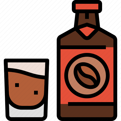 beverage, brew, coffee, cold, drink icon