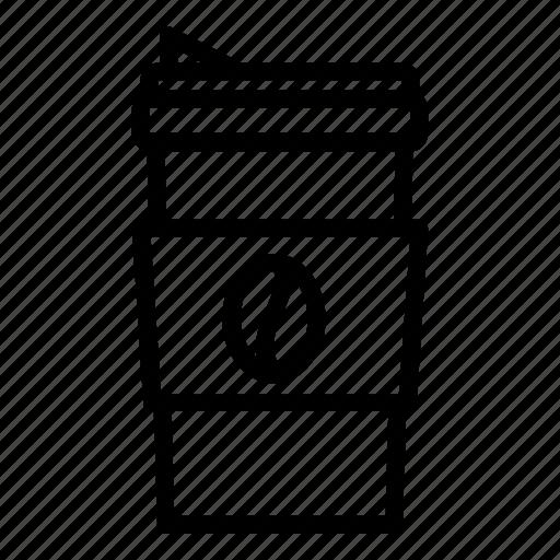 coffee, cup, drink, espresso, mug icon