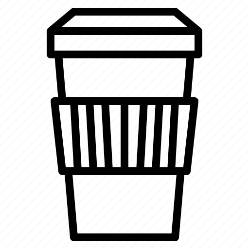 Coffee, container, drink, hot icon - Download on Iconfinder