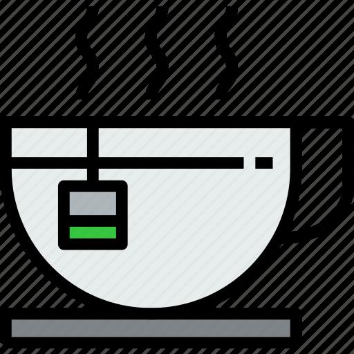 Beverage, cup, drink, glass, tea icon - Download on Iconfinder