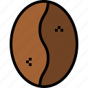 coffee, grain icon