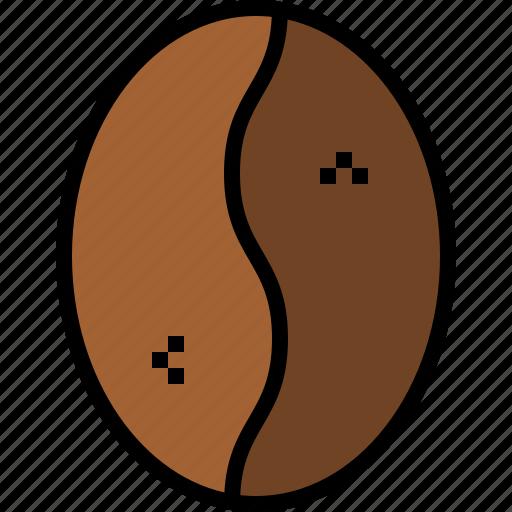 coffee, grain icon