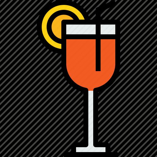 Beverage, drink, glass, wine icon - Download on Iconfinder