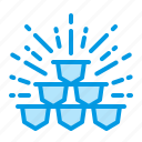 capsules, coffee icon