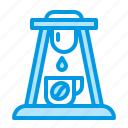 chorreador, coffee, equipment icon