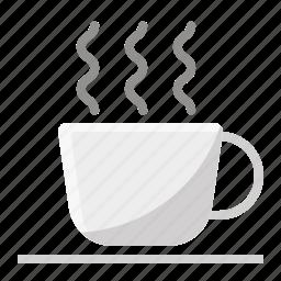break, brown, cafe, coffee, cup, vintage icon