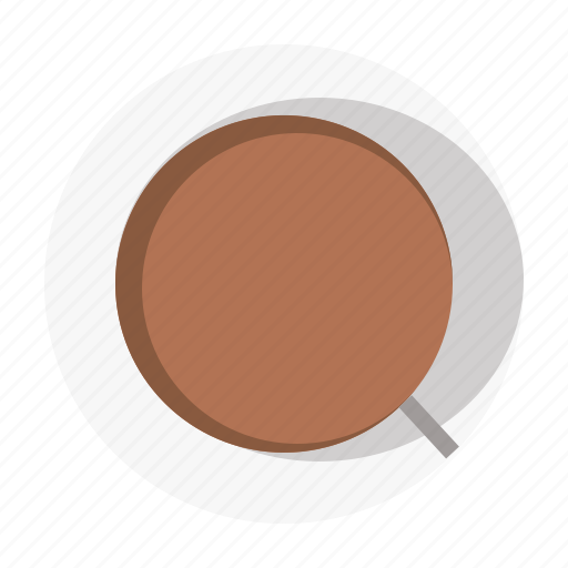 brown, cafe, coffee, cup, vintage icon