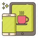 app, coffee, coffee app icon