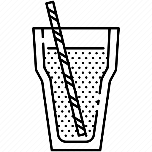 cocktail, coffee, cup, drink, glass icon