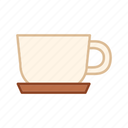 beverage, cafe, coffee cup, drink, hot, mug icon