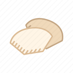 beverage, brew, coffee filter, drink, hot, paper icon