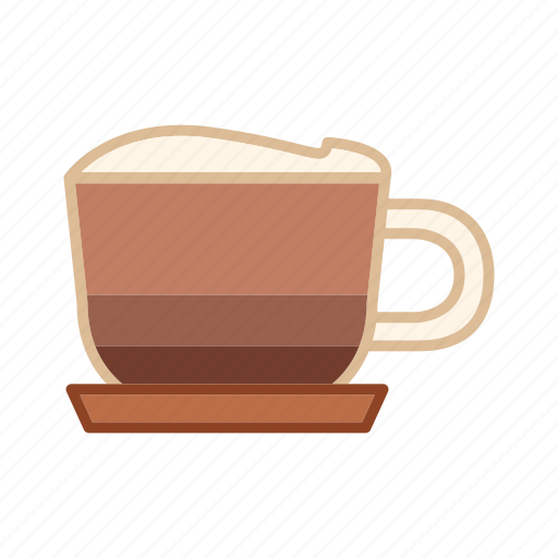 beverage, cafe, coffee, cup, drink, mocha icon