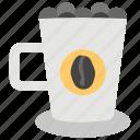 cafe concept, cappuccino, coffee, cup of coffee, espresso
