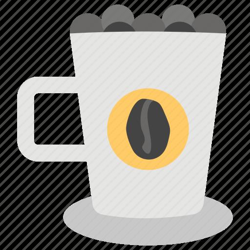 cafe concept, cappuccino, coffee, cup of coffee, espresso icon